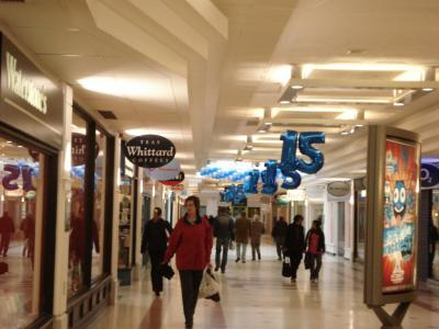Meadows Shopping Centre 15th Birthday