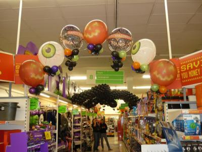 Instore Promotional Arch